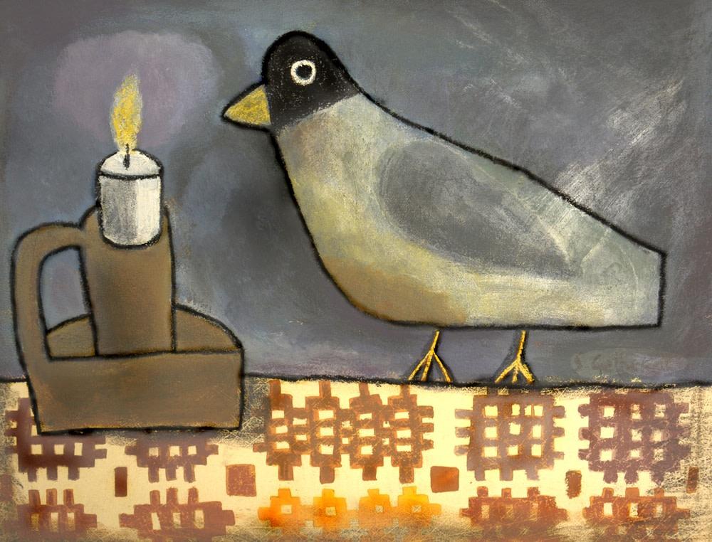 Susan Gathercole, Bird and Brethyn II