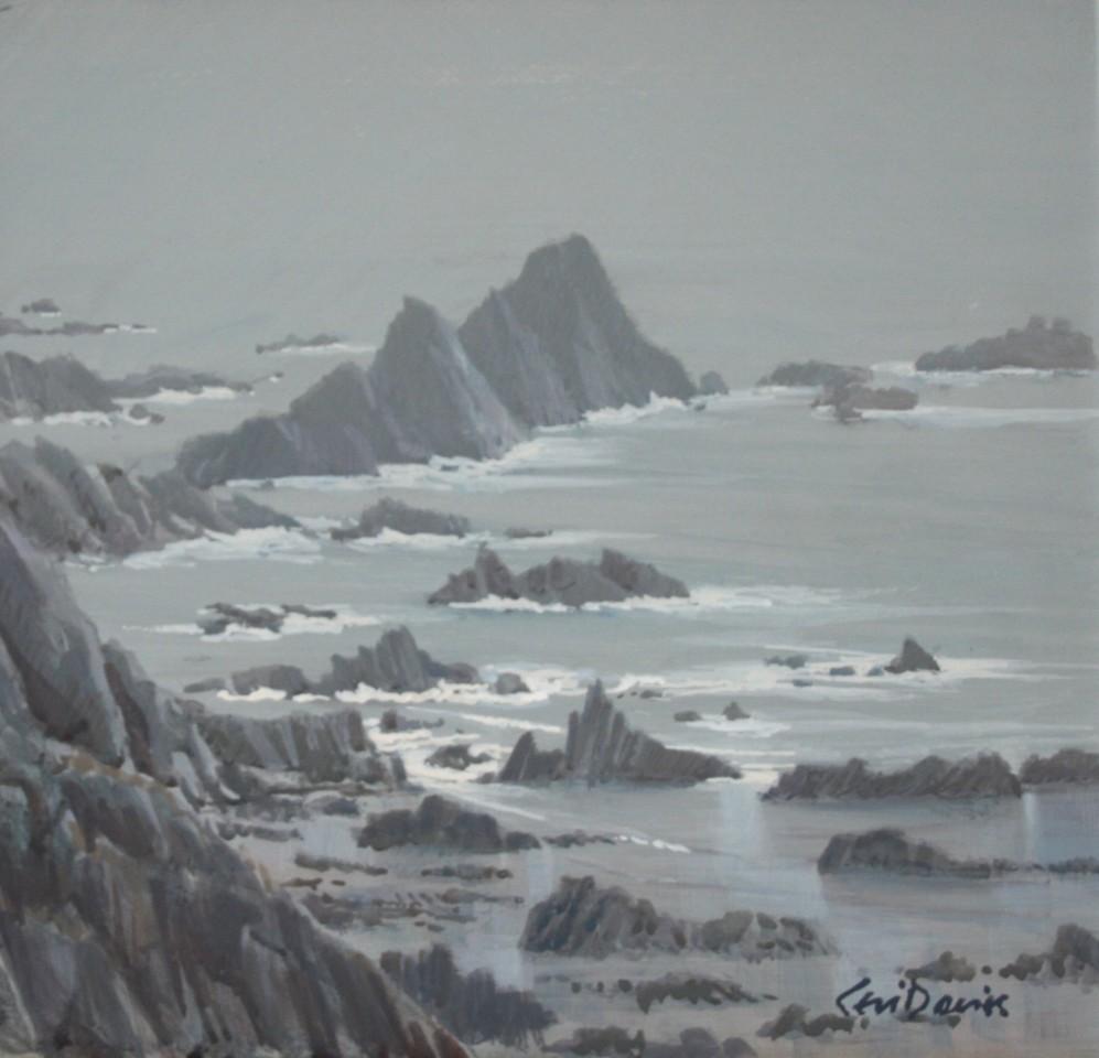 Ceri Auckland Davies, Sea Mist (on Precipice Bay)