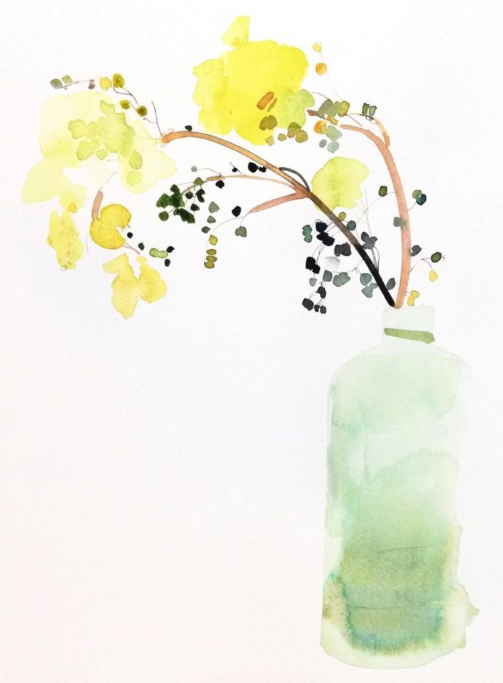 Susan Kane, Yellow Bloom