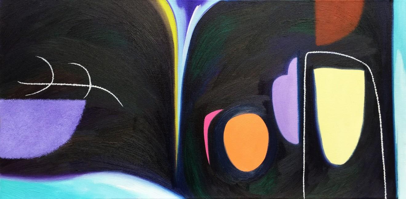 Martyn Jones, Night Garden - Scintilla II