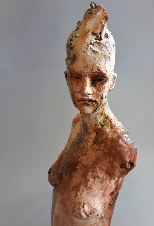 Sharon Griffin, Water Nymph
