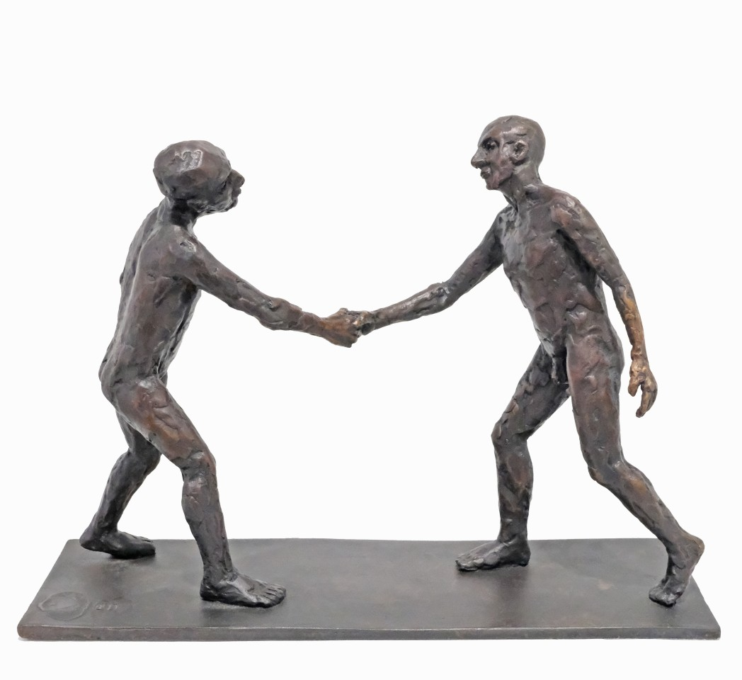 Llyr Erddyn Davies, Ysgwyd Llaw / Handshake