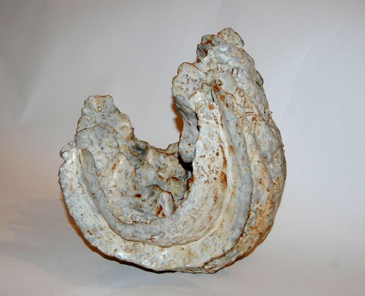 Beverly Bell-Hughes, Sea Purse - Cream