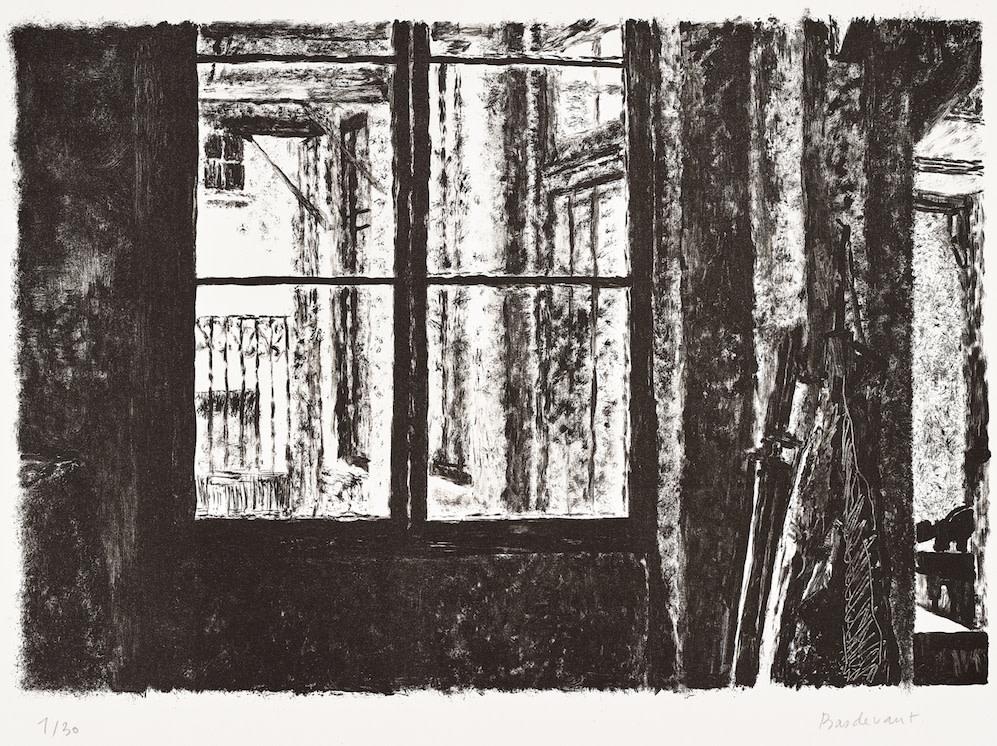Martin Basdevant, L'atelier A Fleur de Pierre, 2019