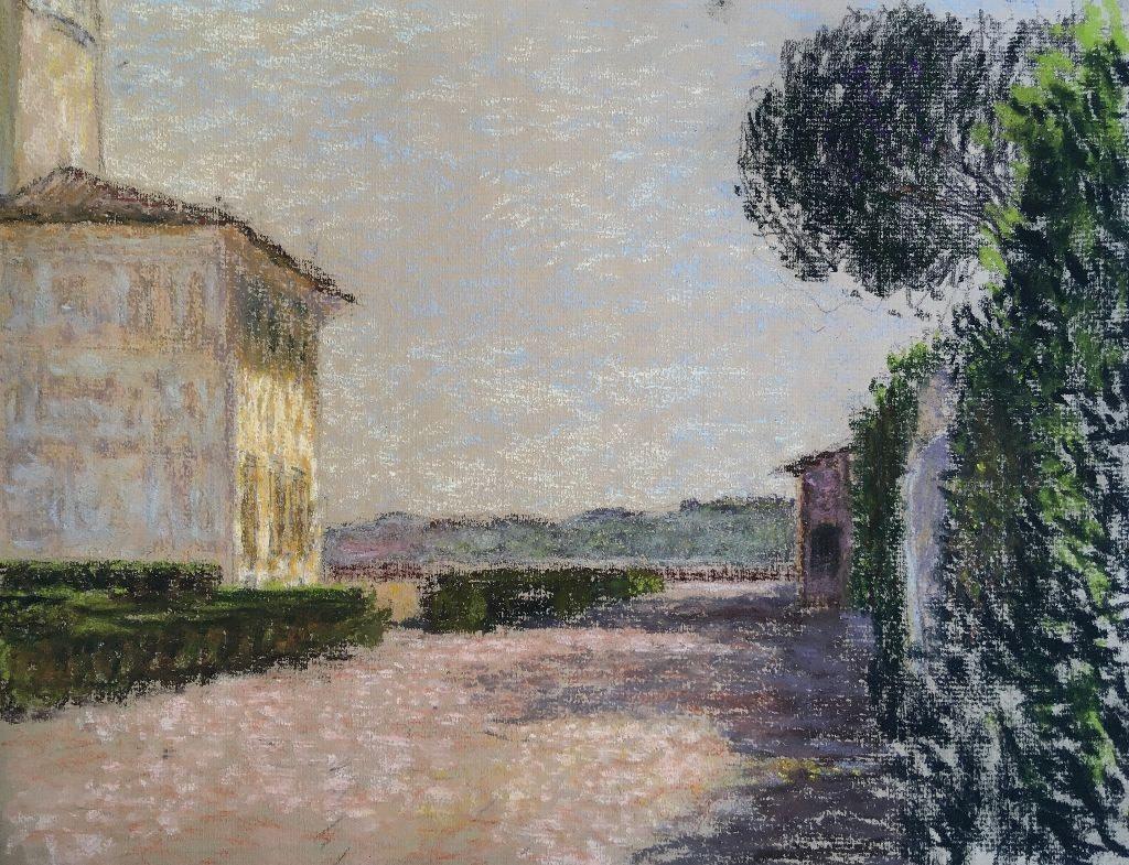 Martin Basdevant, Villa Medicis, 2019