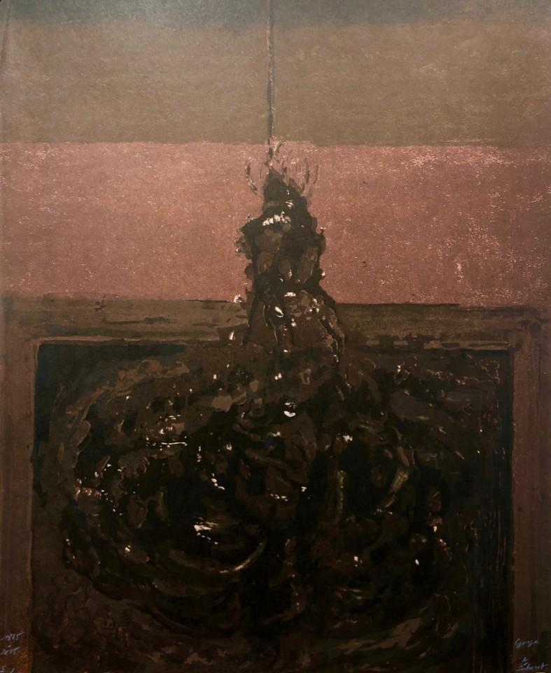 Jean-Baptiste Sécheret, Le Lustre de Goya, 2015