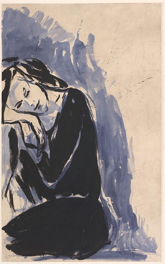 Astrid de La Forest, Sans titre (Figure n°15), 2019