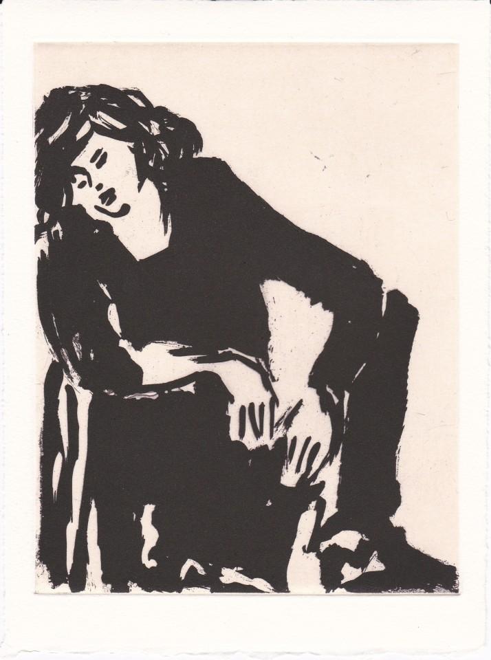 Astrid de La Forest, Sans titre, 2020