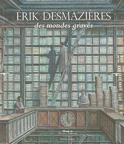 Érik Desmazières, Archives du Nord, 2014