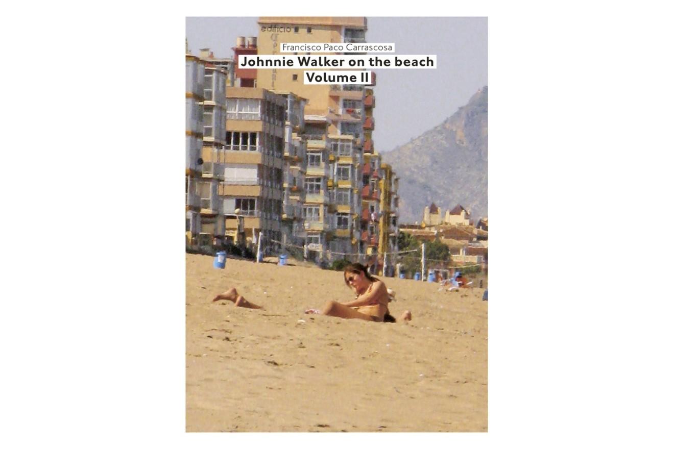 Francisco Paco Carrascosa : Johnnie Walker on the beach