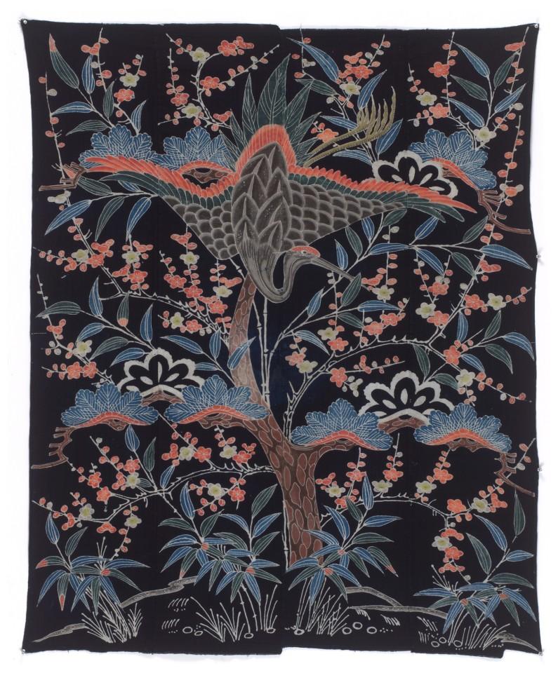 Textilien, #000792  Futon-gawa, 19. Jh.