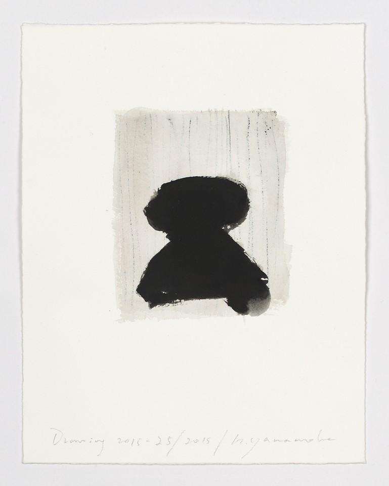 Hideaki Yamanobe, #021097  Drawing 2015-25, 2015