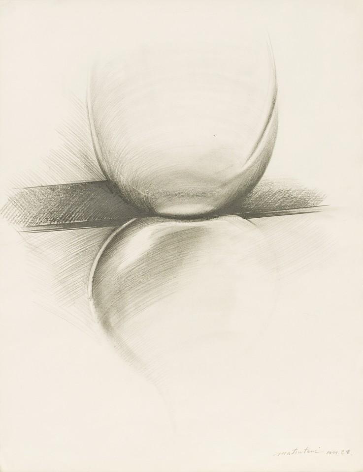 Takesada Matsutani, #003350  Object - 2, 1977