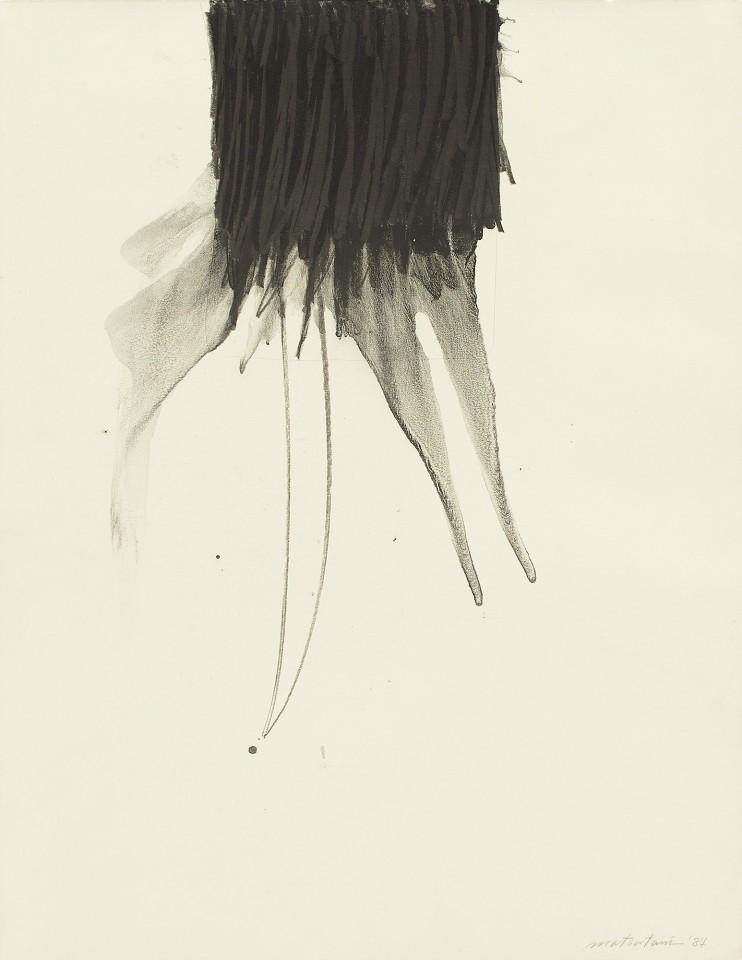 "Takesada Matsutani, #003351  ""Beginnings"", 1984"
