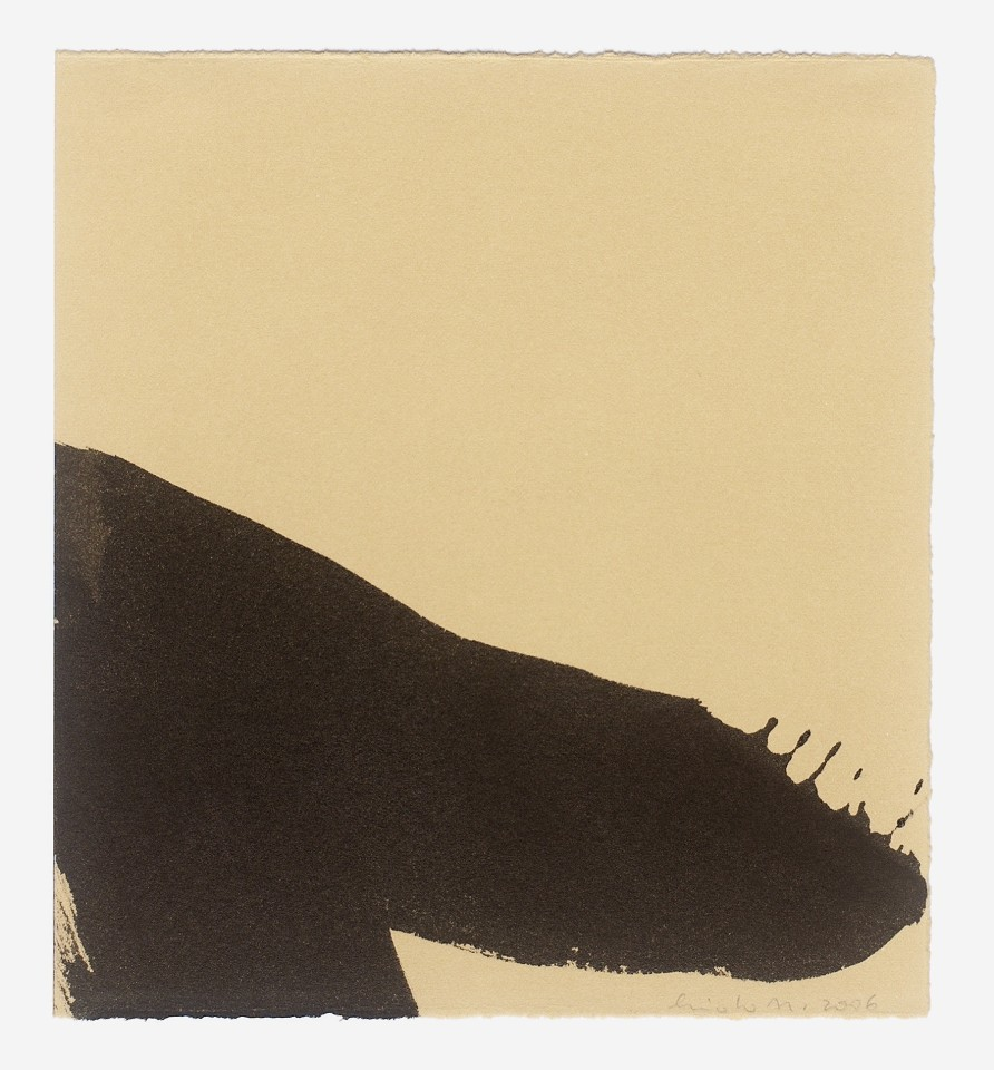 Hiroko Nakajima, #018125  Kleiner Schritt 3, 2006