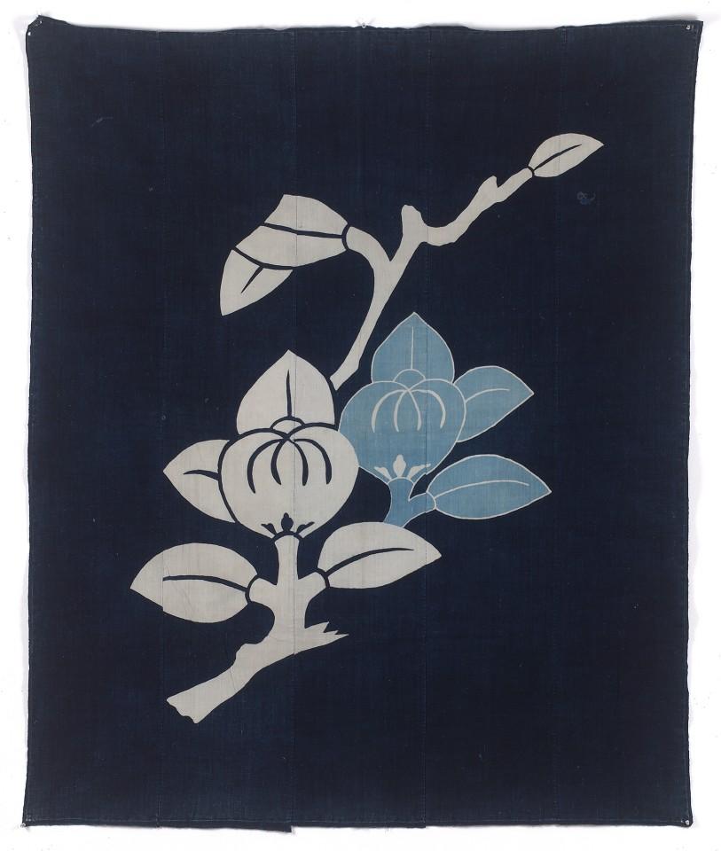 Textilien, #000798  Futon-gawa, 19. Jh.