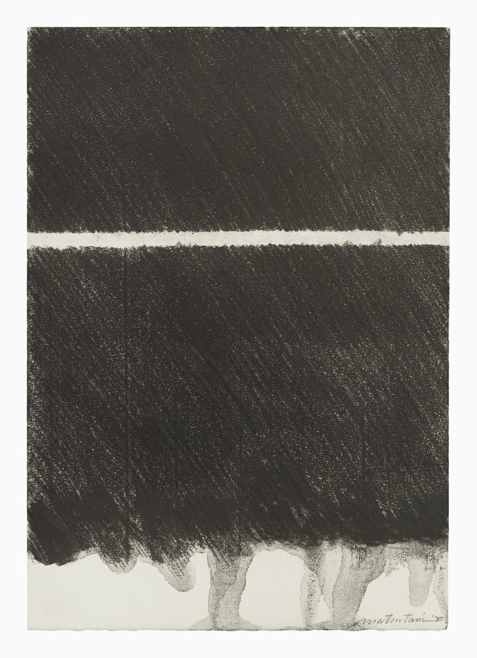 Takesada Matsutani, #001393 Ohne Titel, 1980