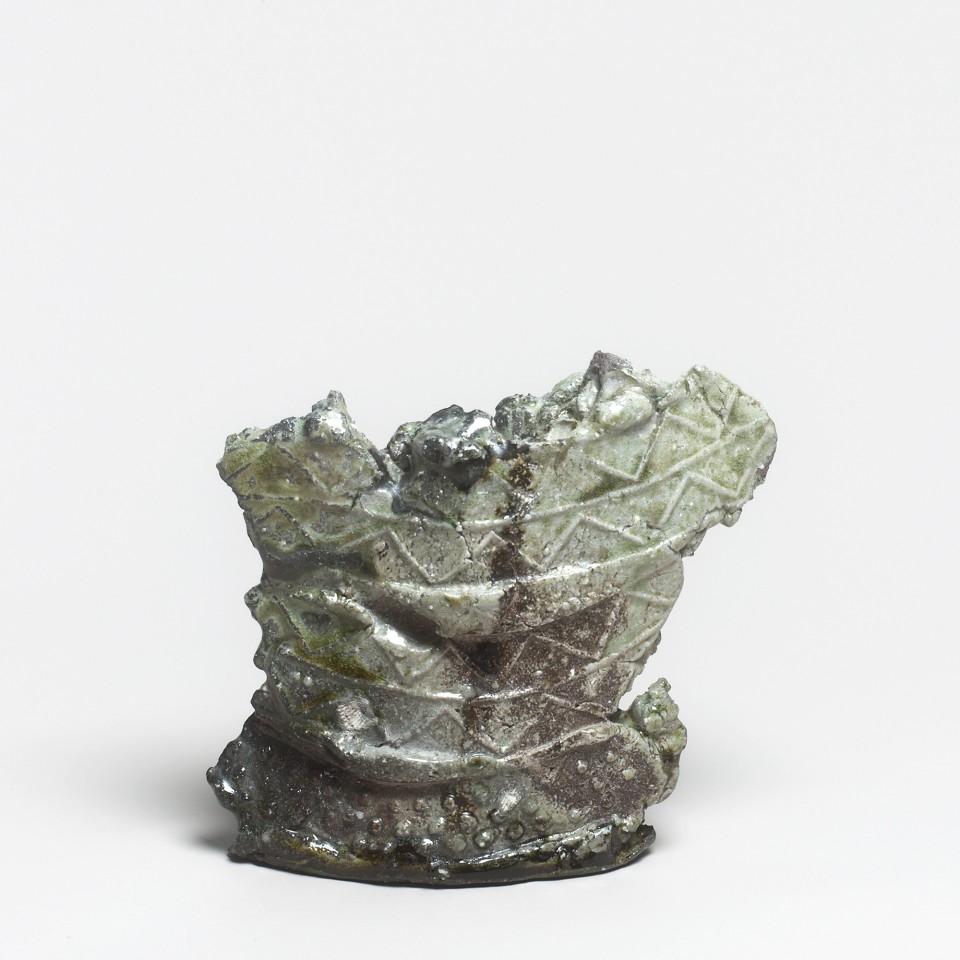 Kei Tanimoto, #021320  Vase (hanaire), Iga-Typ, 2016
