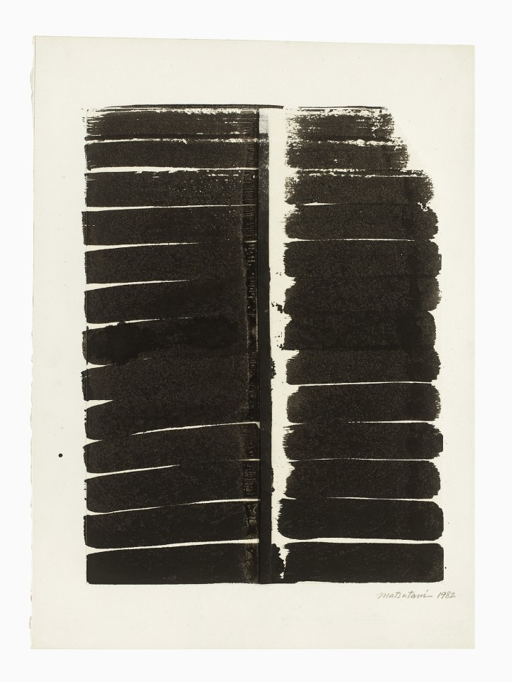 Takesada Matsutani, #001396 Ohne Titel, 1982