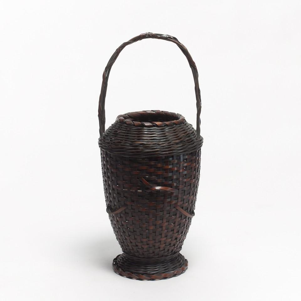 Körbe, #002841 Blumenkorb (hanakago)