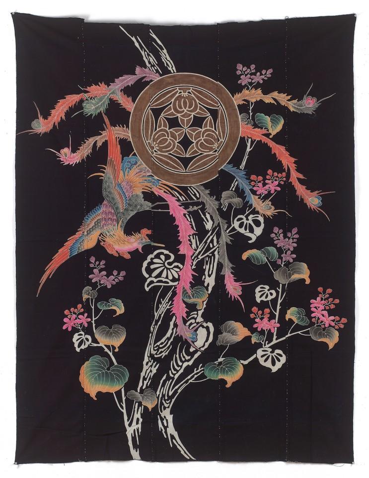 Textilien, #000796  Futon-gawa, 19. Jh.