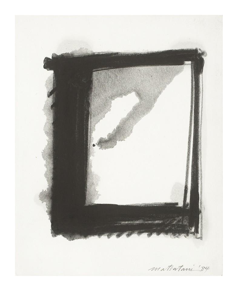 Takesada Matsutani, #001394 Ohne Titel, 1984