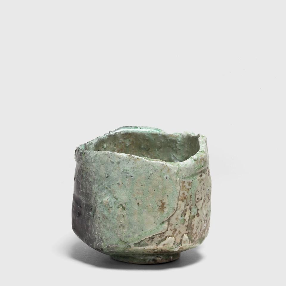 Kei Tanimoto, #019309  Teeschale (chawan), Iga-Typ, 2010