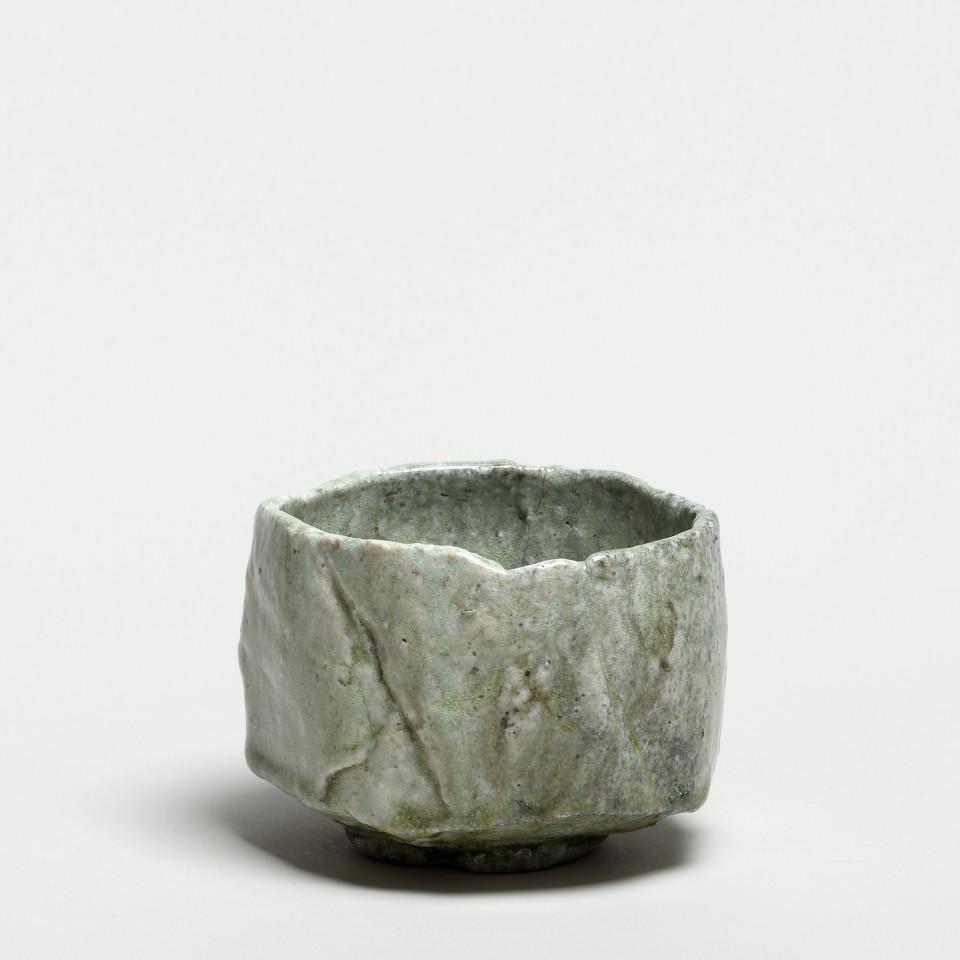 Kei Tanimoto, #021292  Teeschale (chawan), Iga-Typ, 2016