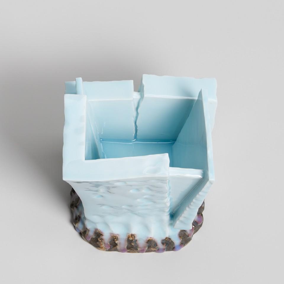 Masamichi Yoshikawa, #021926  Kayho (Luxuriant pottery palace), 2019