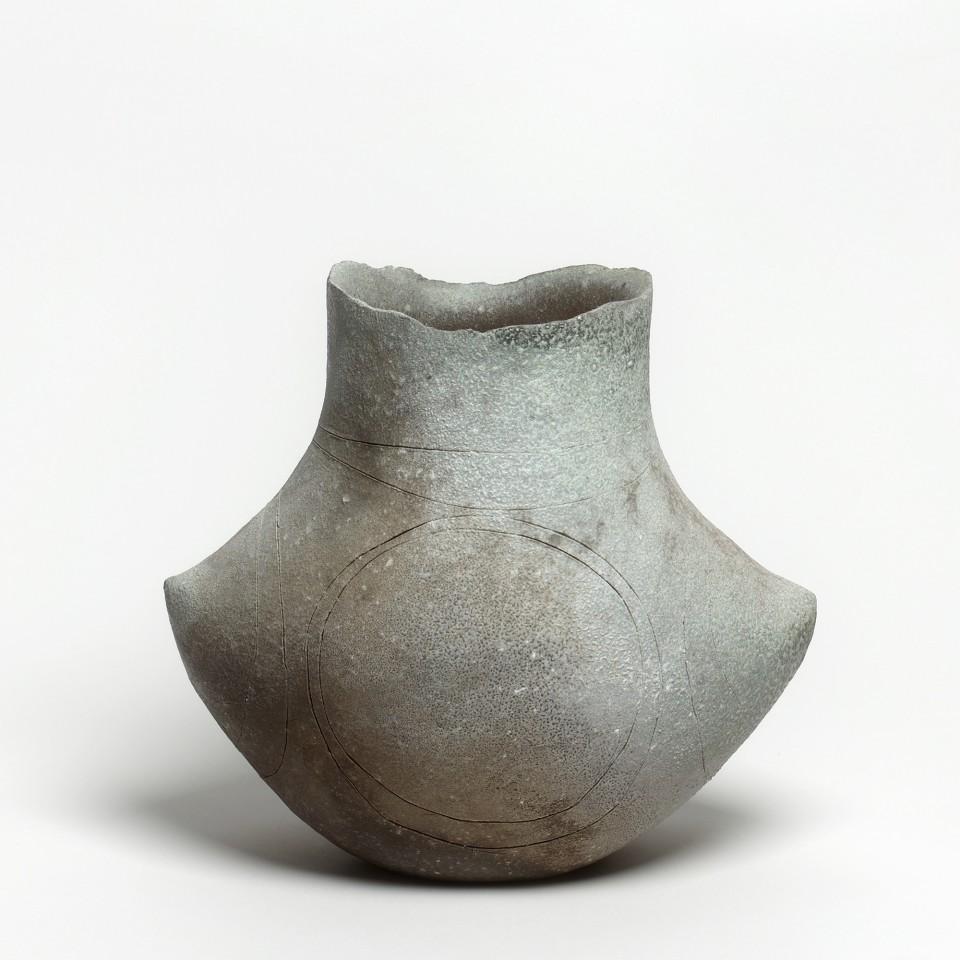 Yasuhisa Kohyama, #020995  Suemono (antike Keramik), 2014