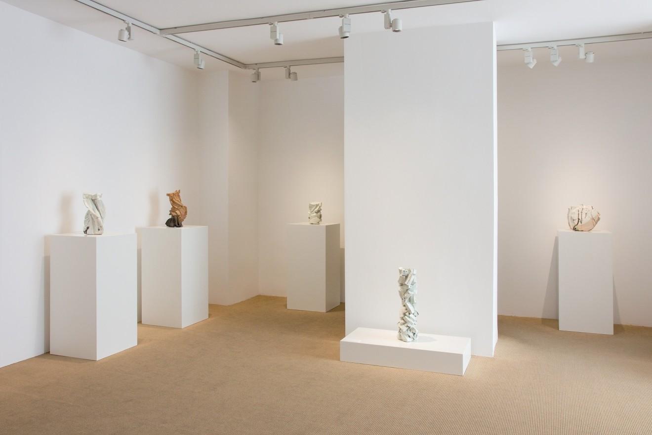 Shozo Michikawa, #021842 Skulpturale Form, 2018