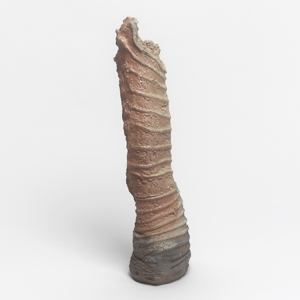 Shozo Michikawa, #021160  Skulpturale Form - Vase, 2016