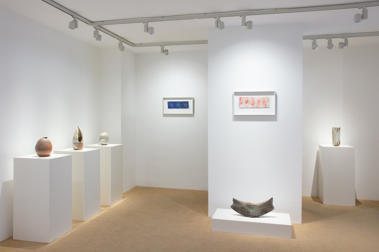 Yasuhisa Kohyama, #022062  Suemono (antike Keramik), Vase, 2018