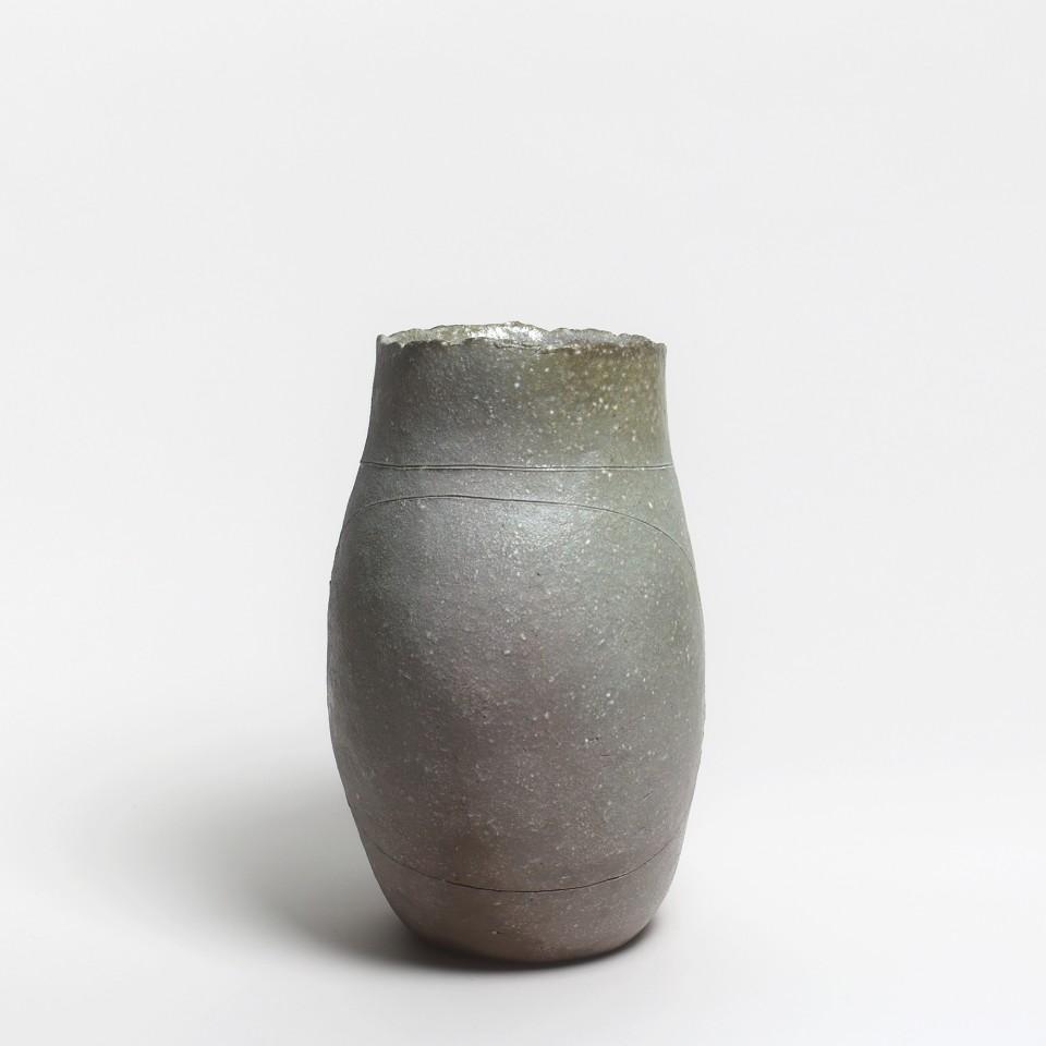 Yasuhisa Kohyama, #021052  Suemono (antike Keramik), Vase, 2015