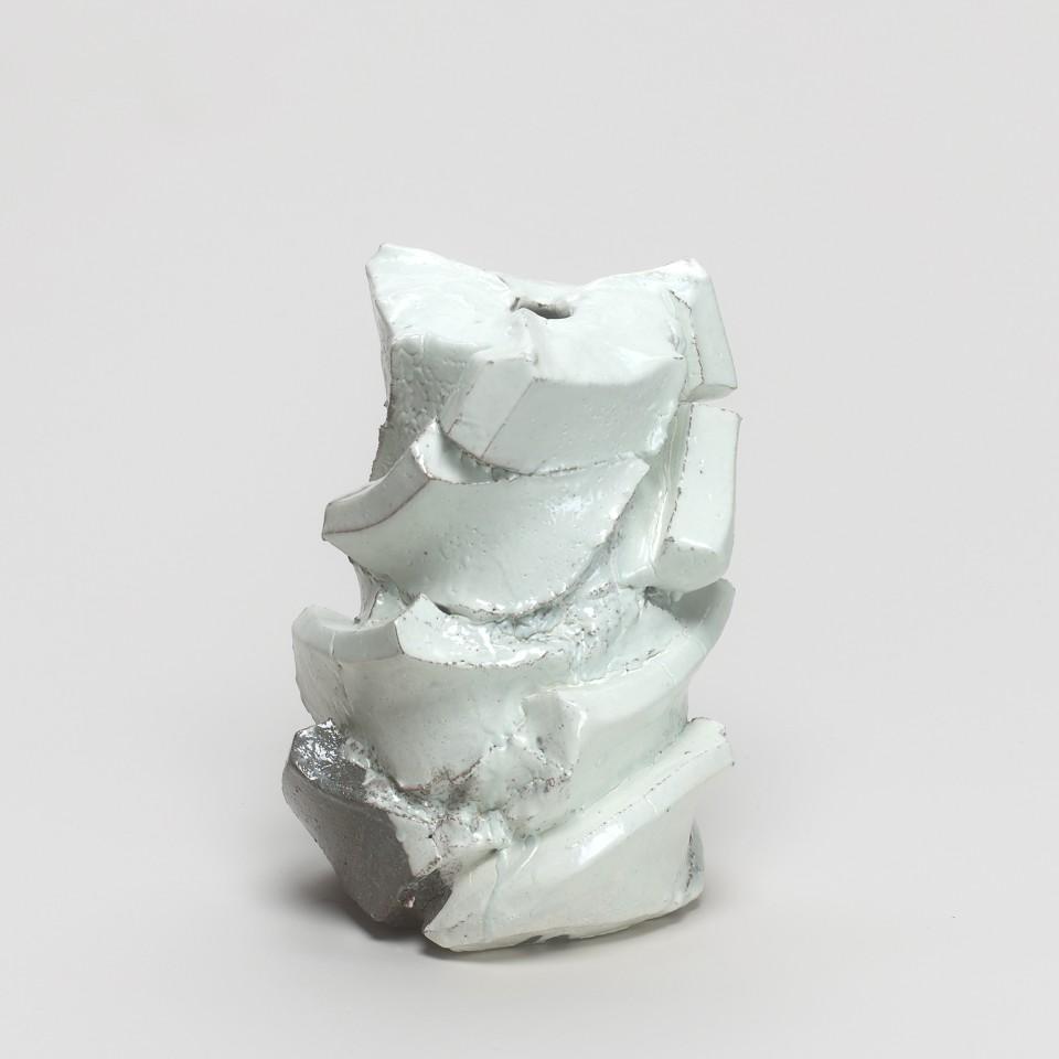 Shozo Michikawa, #021155  Skulpturale Form - Vase, 2016