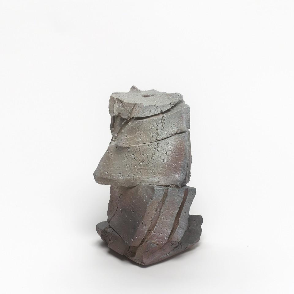 Shozo Michikawa, #021164  Skulpturale Form - Vase, 2016