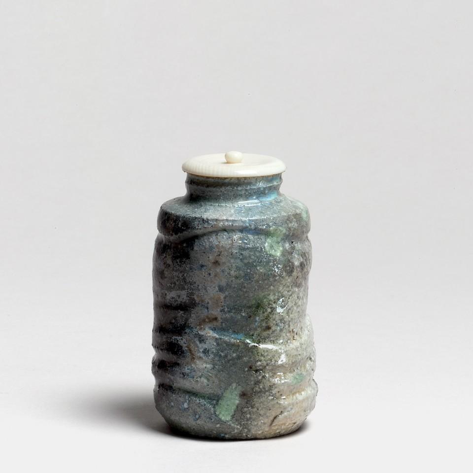 Kei Tanimoto, #019471  Teepulvergefäss (chaire), Iga-Typ, 2011