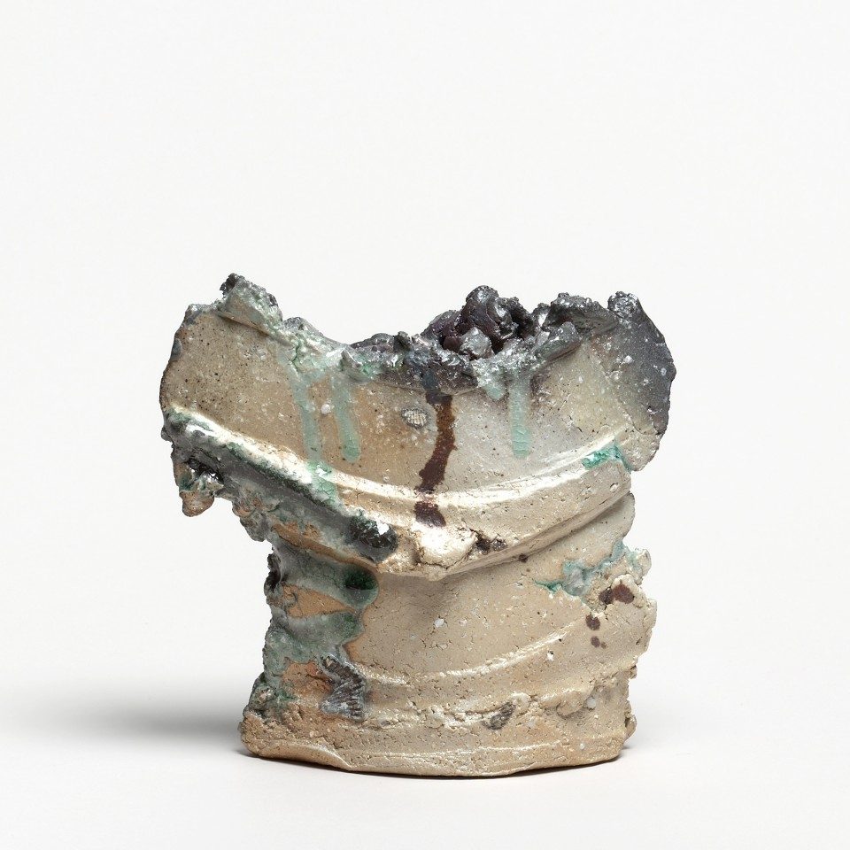 Kei Tanimoto, #021298  Vase (hanaire), Iga-Typ, 2016