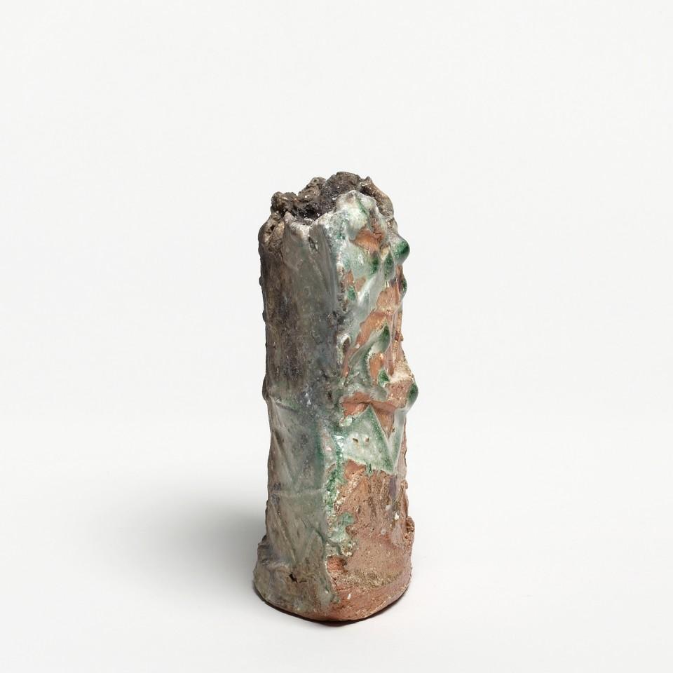 Kei Tanimoto, #021299  Vase (hanaire), Iga-Typ, 2016