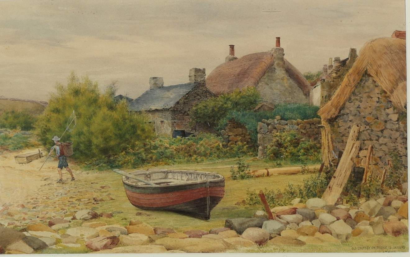A T NASH, Old Grimsby, Tresco, Isles of Scilly