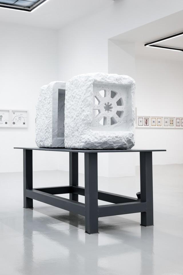 Markus Redl, Stein 142-143 (Rechtsfreier Raum), 2015