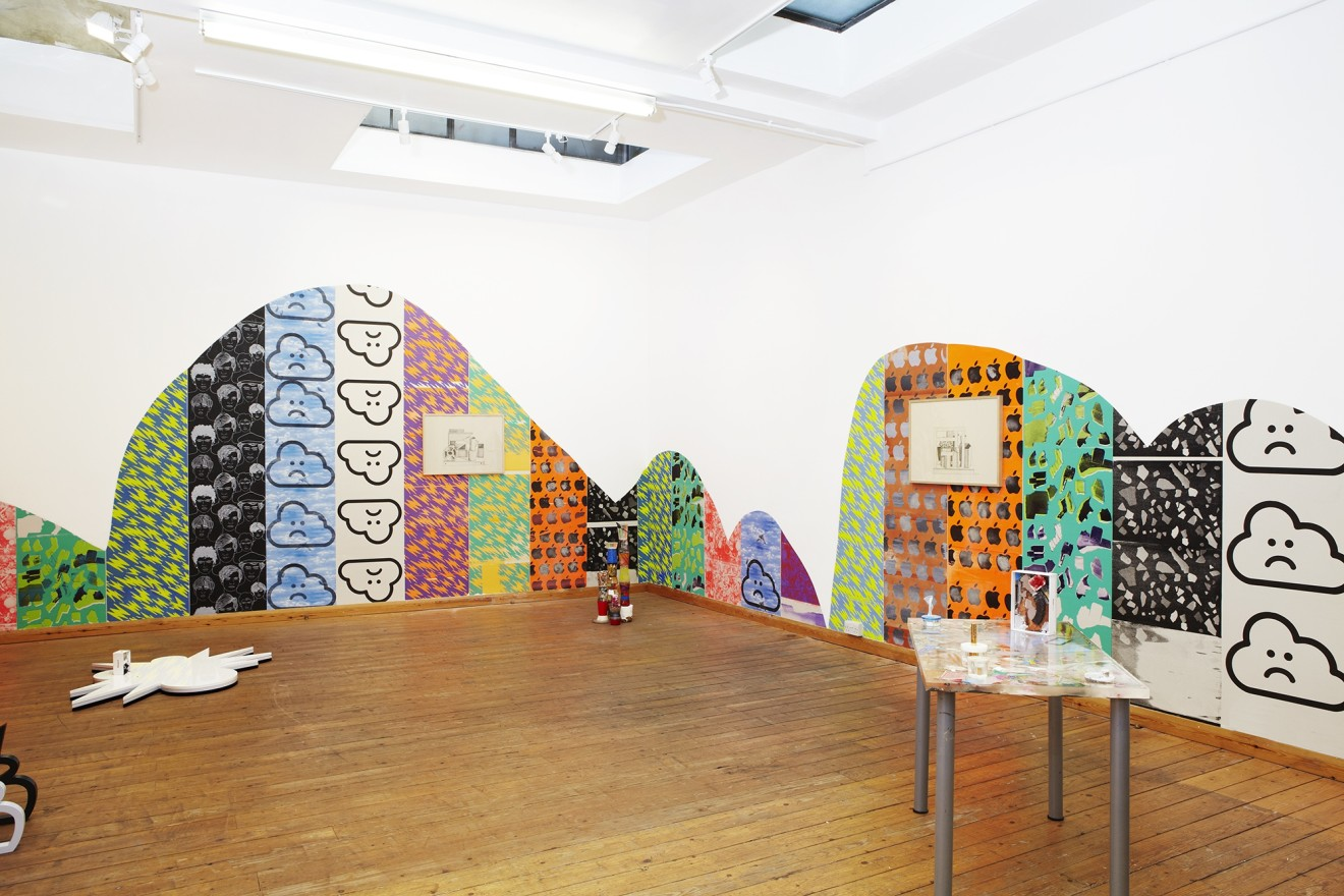 Ludovica Gioscia and Nathalie du Pasquier (drawings)