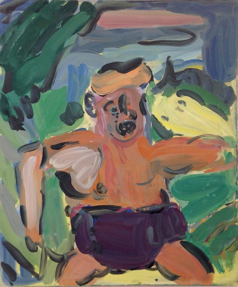 Kate Groobey, Shiver Me Timbers, 2014