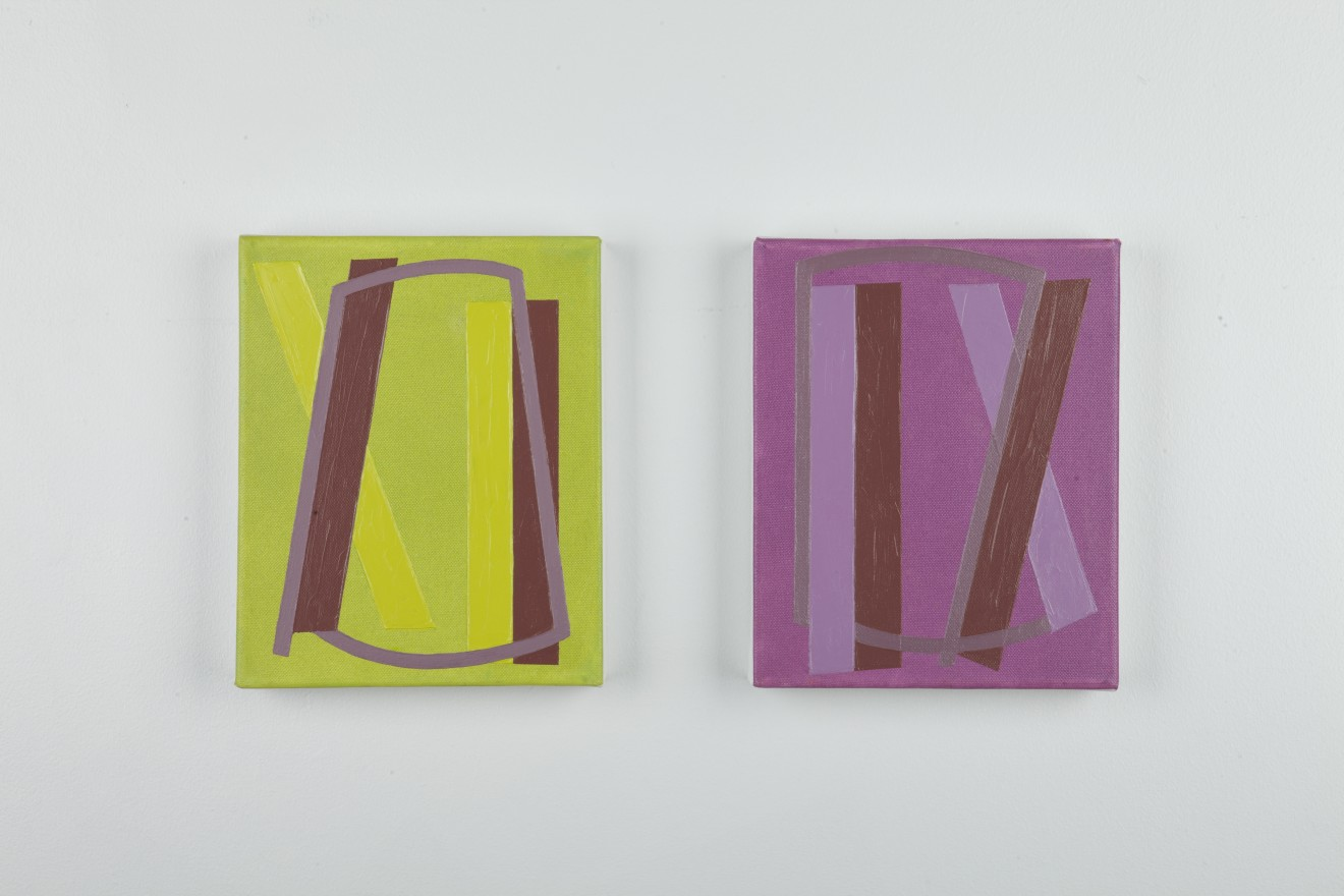 Vanessa Jackson, Spring Note III and IV 2012, 2012