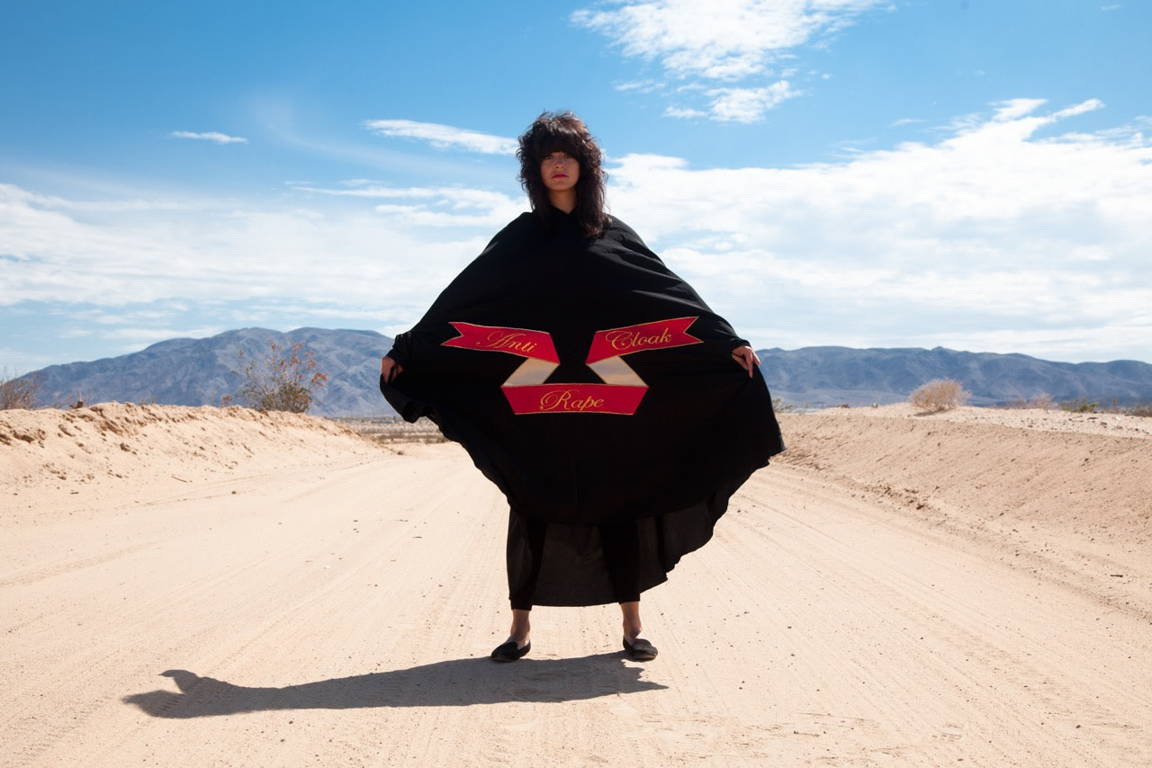 Sarah Maple, Mojave Cloak, 2015