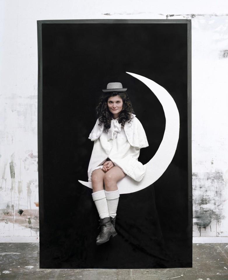 Clarisse d'Arcimoles, The Moon, 2013
