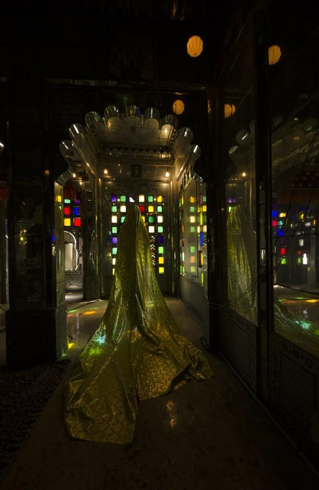 Güler Ates, Magic Lights, 2013