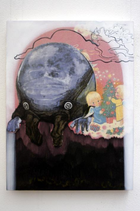 Matthew John Atkinson, Humpty dumpty, 2011