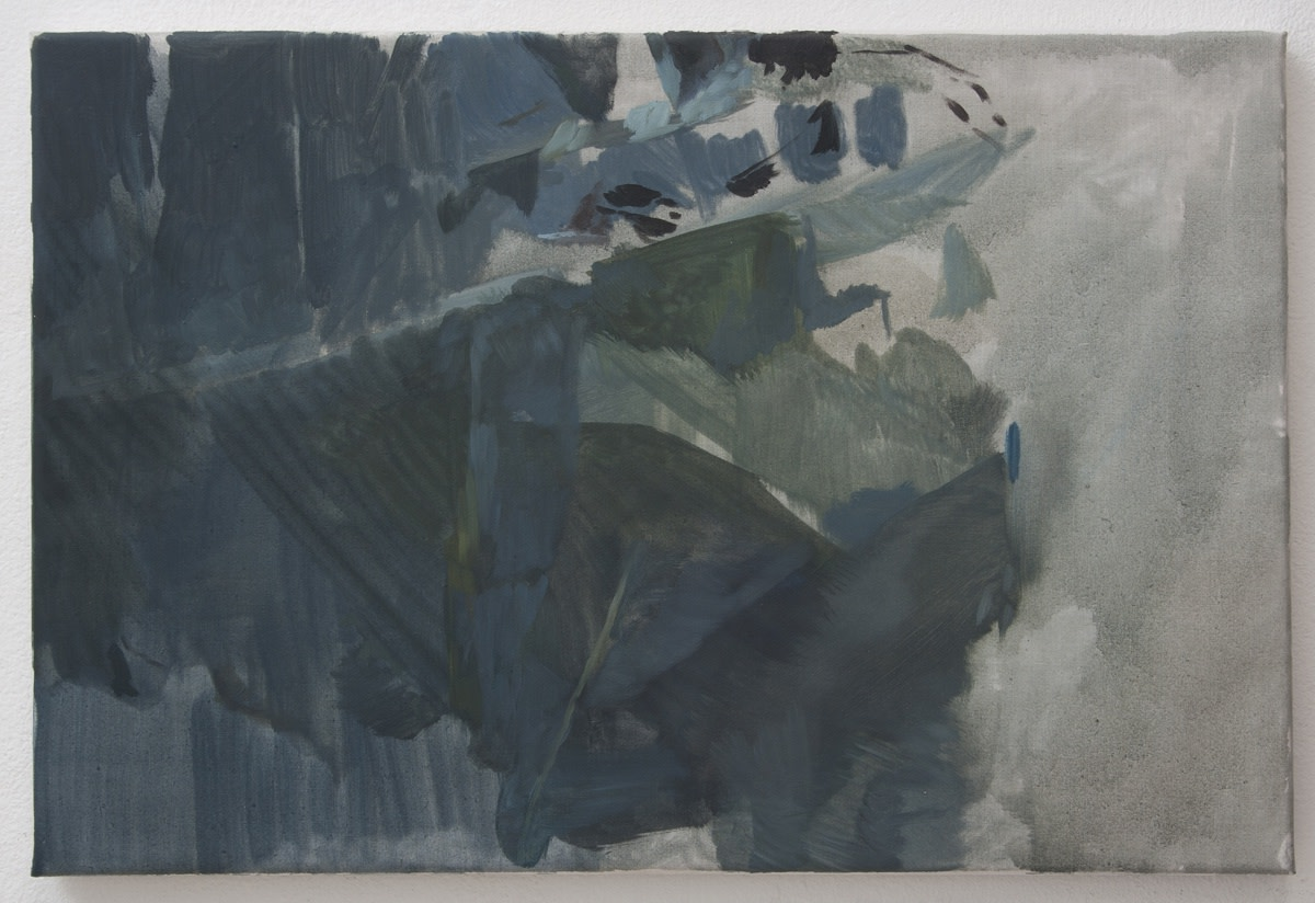 Wendy McLean, At first turning, 2011