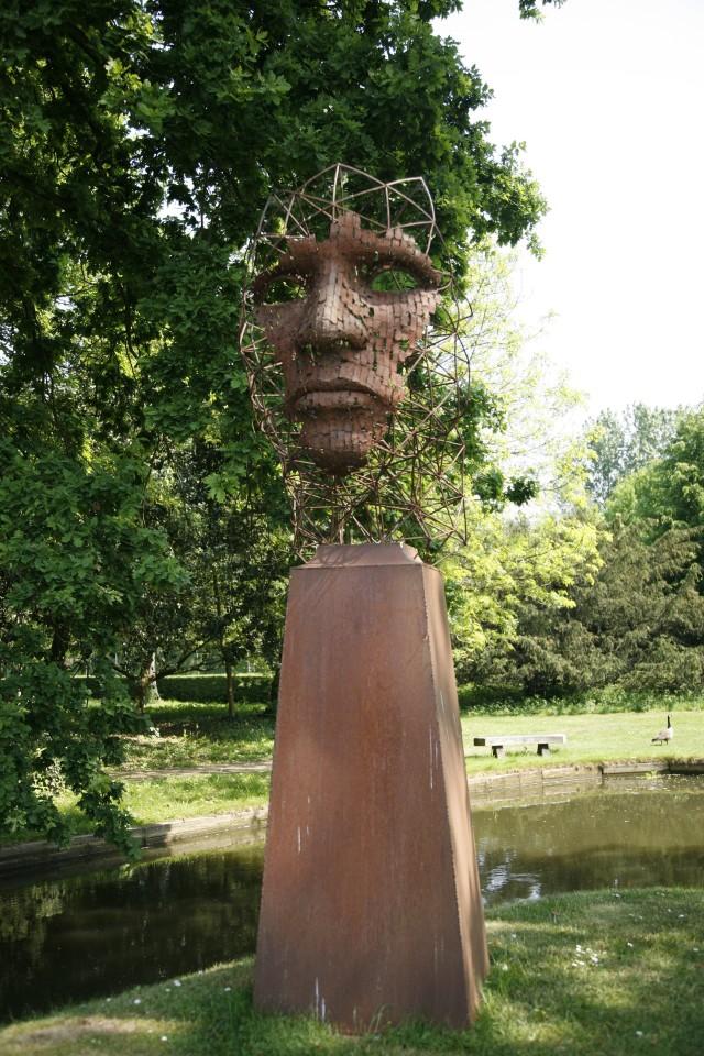Rick Kirby, Figure Head, 2010